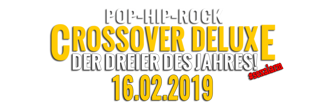 Crossover Deluxe 16.02.2019
