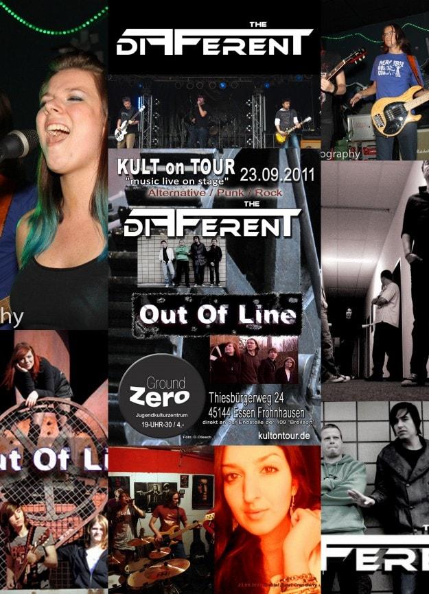 KULT on TOUR GROUND ZERO