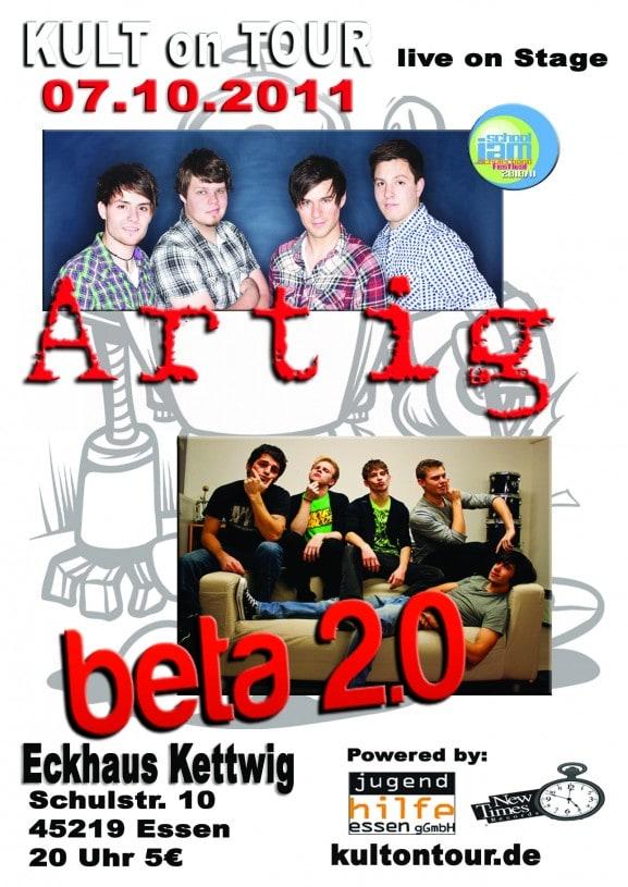 Artig + Beta 2.0